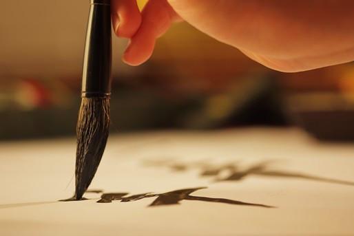 Calligraphie chinoise (中国书法 zhōng guó shū fǎ )