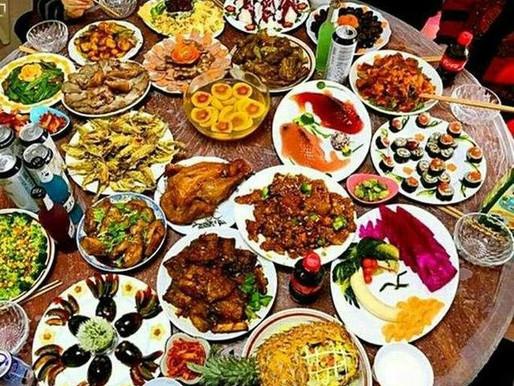 Le dîner de retrouvailles (年夜饭 nián yè fàn)