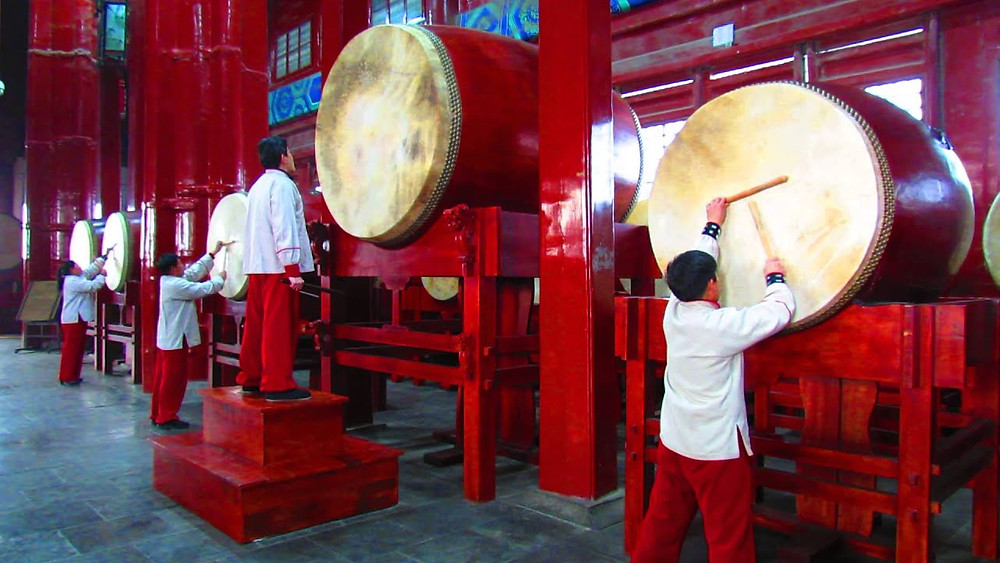 instruments de musique chinois