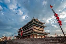 Les Remparts de Xi'an (西安城墙 xī ān chéng qiáng)