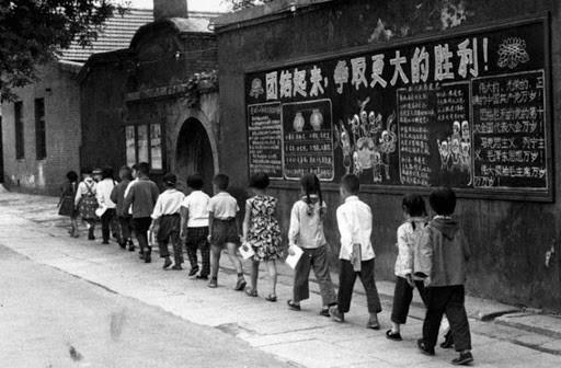 La politique de l'enfant unique (独生子女政策 dú shēng zǐ nǚ zhèng cè)