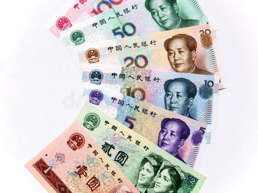 Les unités monétaires chinoises (RMB 人民币)