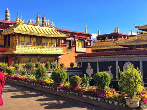 Temple de Jokhang (大昭寺 dà zhāo sì)