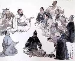 """Trois proverbes chinois avec le mot """"sonner"""""""