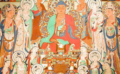 Le Bouddhisme en Chine (汉传佛教 hàn chuán fó jiāo)
