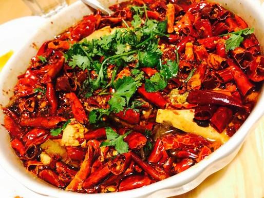 La cuisine du Sichuan (川菜 chuān cài)