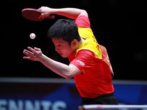 Le Ping-pong (乒乓球 pīng pāng qiú)
