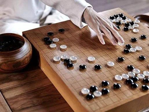 Le jeu de Go (围棋 wéiqí)