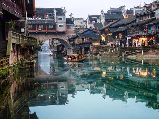 La Vieille ville de Fenghuang (凤凰古城 Fènghuáng gǔchéng)