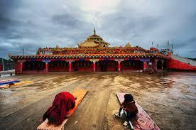 Le bouddhisme tibétain (藏传佛教)