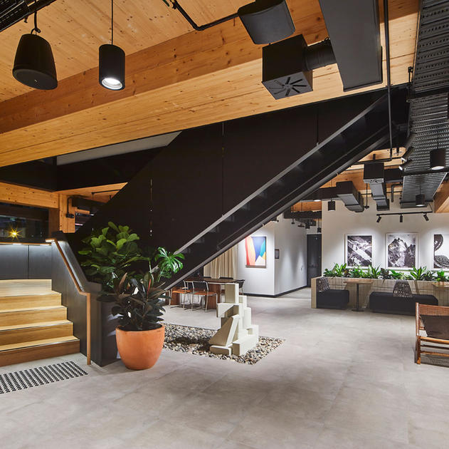 Boutique Shared Workspace