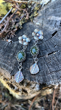 Eden Spring Drop Earrings