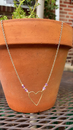 Heart Attached Necklace