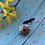 Thumbnail: Red Jasper Filigree Hairtie