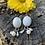Thumbnail: Mother of Pearl & Rose Earrings