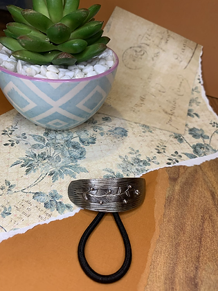 Sterling Botanical Hairtie