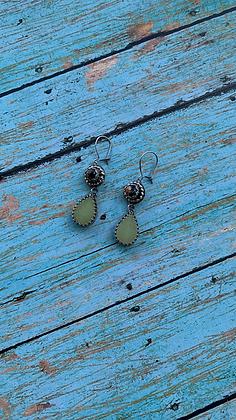 Jade Cascade Earrings