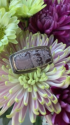 Vivid Sonoran Rhyolite Ring
