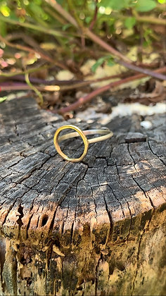 Open Face Ring (mixed)