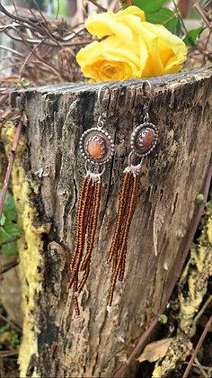 Lolita Fringe Earrings