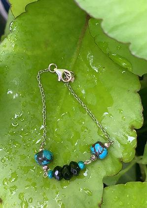 Turquoise Spin-Around Bracelet
