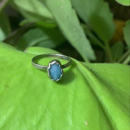 Piper Ring -Amazonite