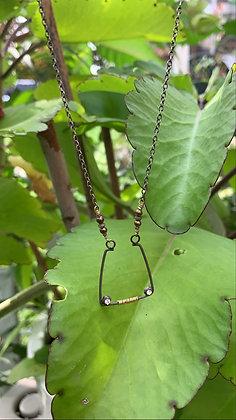 Trapezoid Necklace - Large