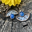 Thumbnail: Priscilla Demi-Circle Earrings