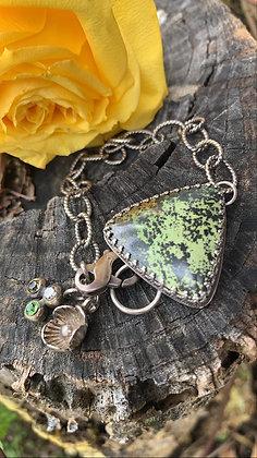 Gabriella Serpentine Charm Bracelet