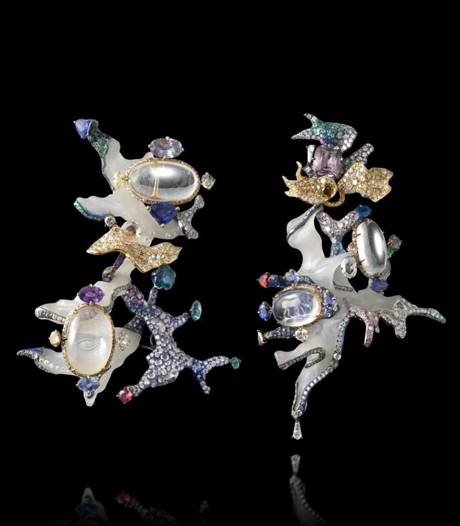 The Chimera Earrings 2