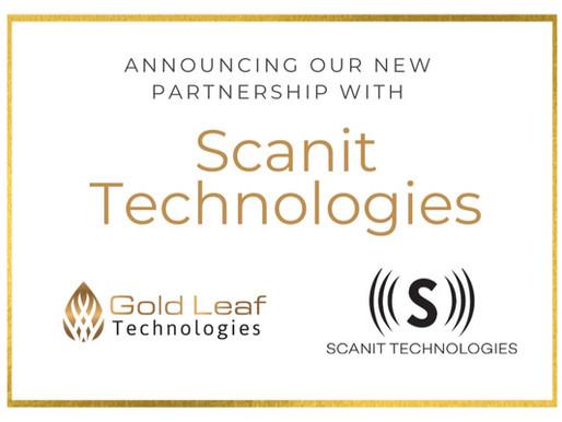 Scanit Partnership Announcement: Gold Leaf Technologies