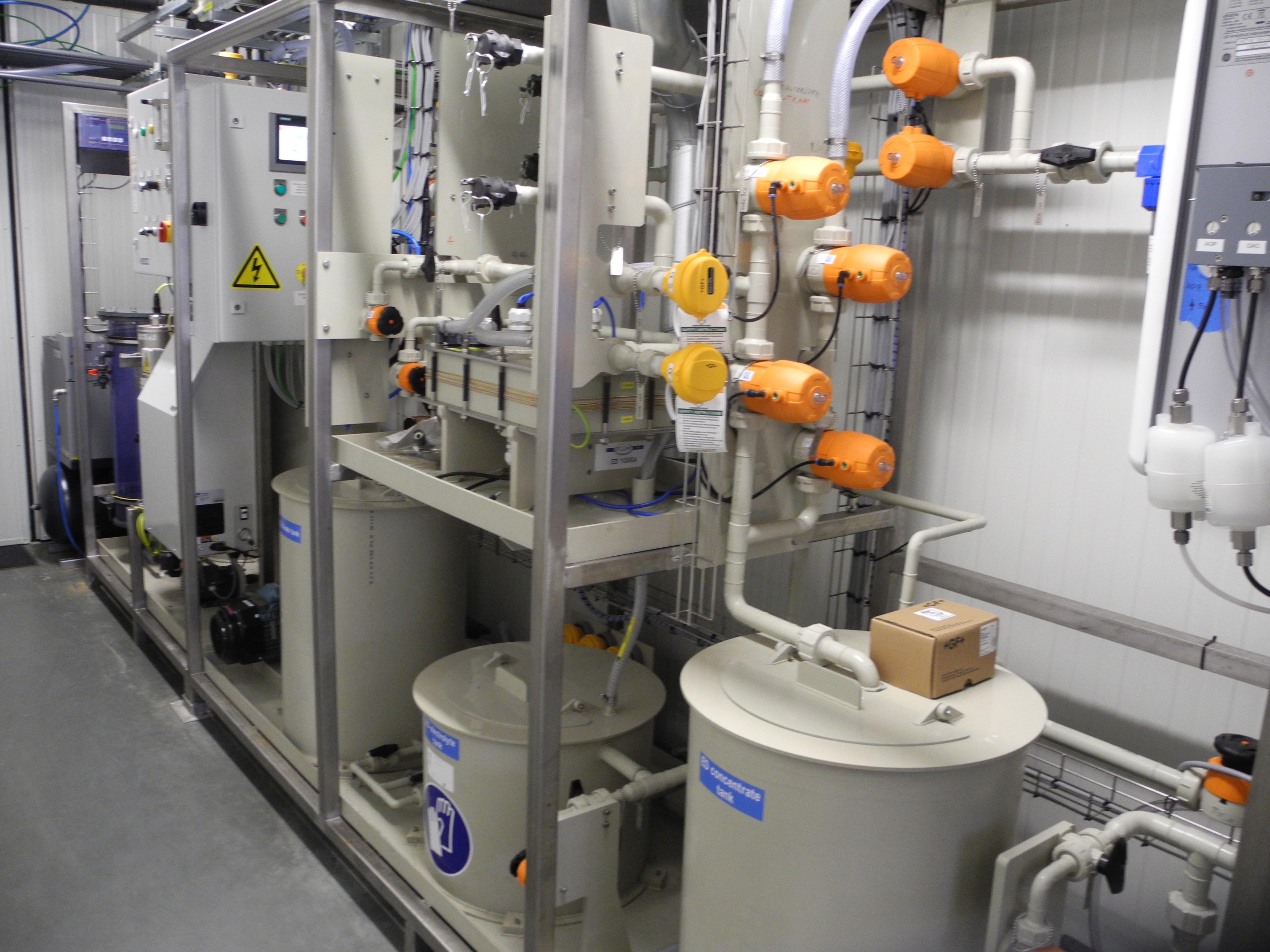 Bezoek containers bij BASF 6