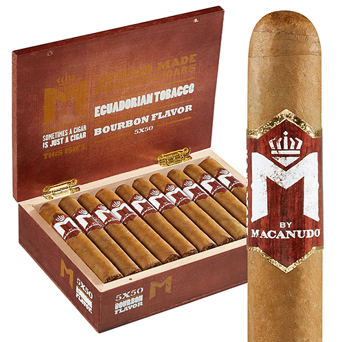 M Bourbon by Macanudo