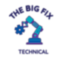 19-20 Challenge Logo The Big Fix-Technic
