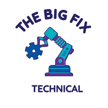 19-20 Challenge Logo The Big Fix-Technic