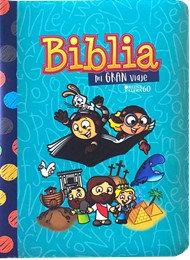 Biblia Mi Gran Viaje Turquesa