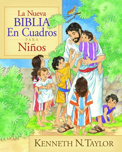 La Nueva Biblia en Cuadros para Niños