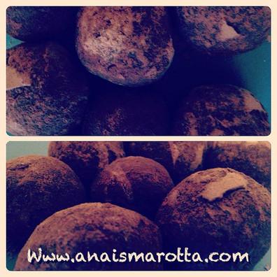 Boules Protéinés Coco/ Chocolat
