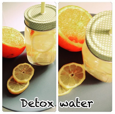 Detox Water - NUTRITION