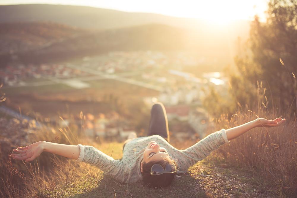 Respirer, sentir, retrouver un temps de jouissance et de paix