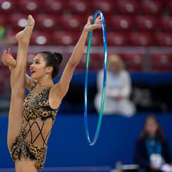 2018 world rhythmic gymnastics championships (Sofia, Bulgaria)