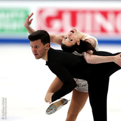Charlene GUIGNARD / Marco FABBRI (ITA)