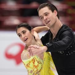Cortney MANSOUROVA / Michal CESKA (CZE)