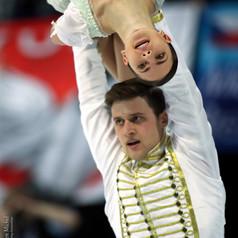Natalia ZABIIAKO / Alexander ENBERT (RUS)