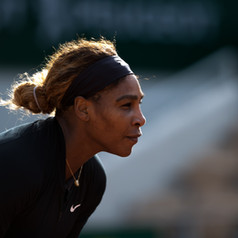 Serena Williams from United States of America