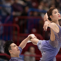 Shiyue WANG / Xinyu LIU (CHN)