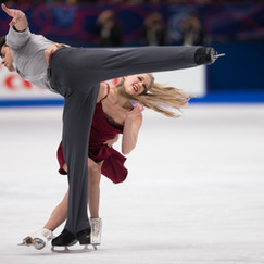 Kaitlyn WEAVER / Andrew POJE (CAN)