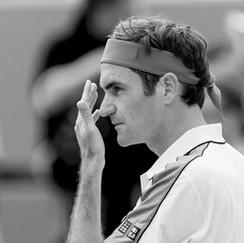 Roger Federer from Switzerland
