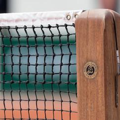 Roland Garros net