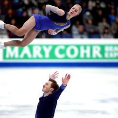 Evgenia TARASOVA / Vladimir MOROZOV (RUS)